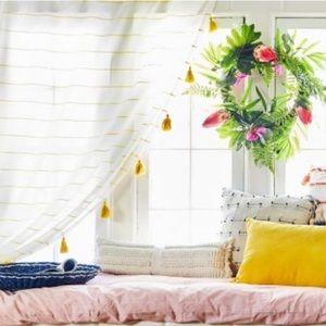Opalhouse Yellow Stripe Light Filtering Panel